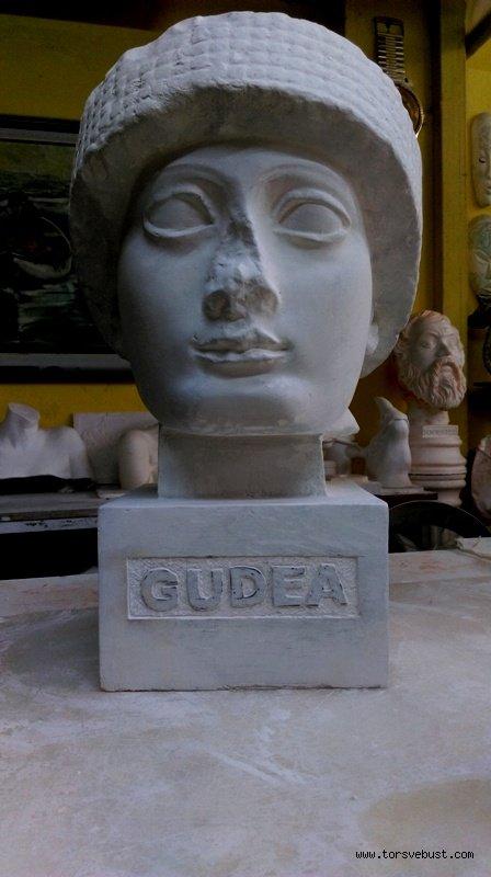 GUDEA BÜSTÜ (BUST OF GUDEA)