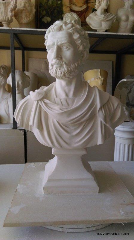 HADRİANUS BÜSTÜ - BUST OF HADRİANUS